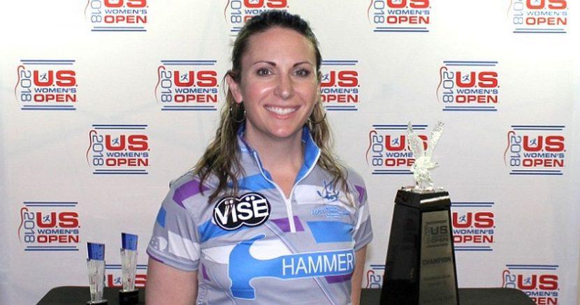 Stefanie Johnson holds U.S. Women's Open lead after qualifying