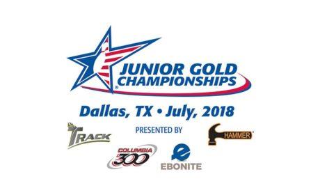 David Dahms Sportsmanship Award goes to six Junior Gold participants