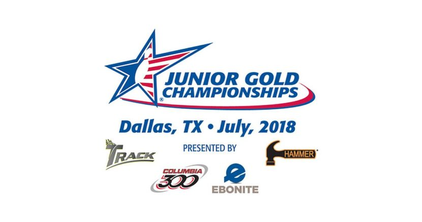 2018 Junior Gold Championships kicks off this week in Dallas