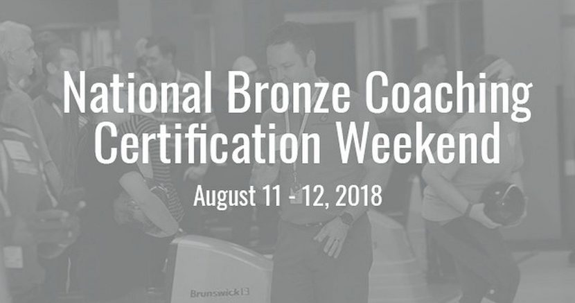 USBC Coaching to hold 14 bronze certification conferences