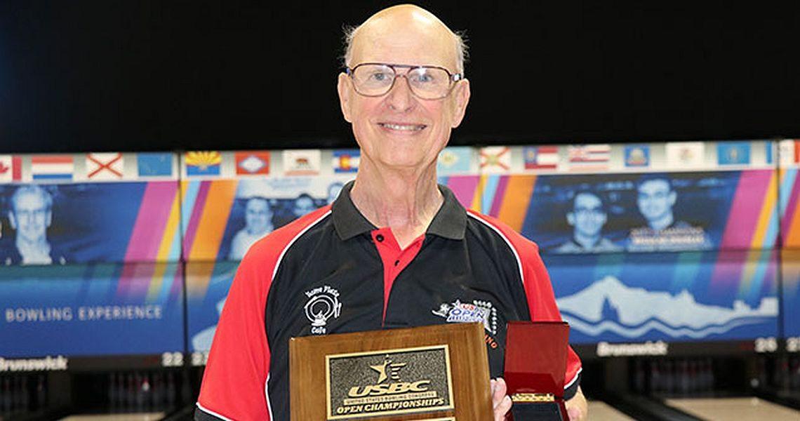 Arkansas bowler celebrates 50 consecutive years at USBC Open Championships
