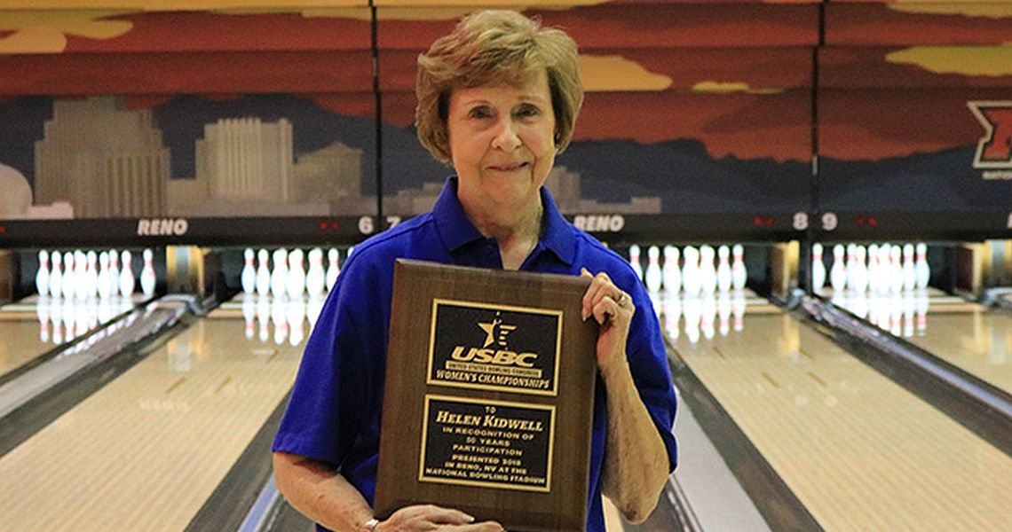 Two bowlers celebrate 50 years at 2018 USBC Women's Championships