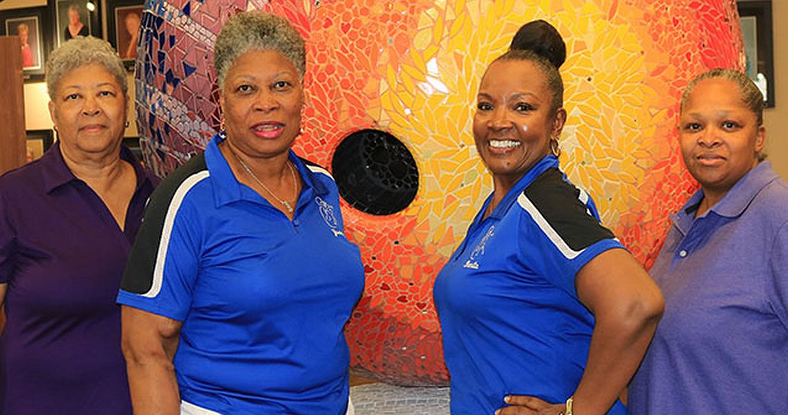 California team takes Sapphire lead at 2018 USBC Women's Championships