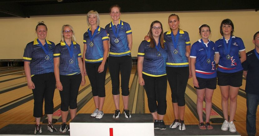 Sweden does it again; wins gold, silver and bronze in Doubles at European Championships