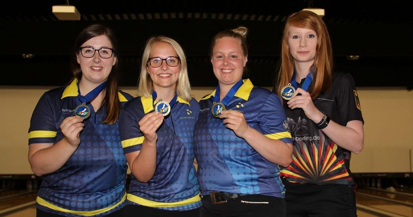 Swedish women win gold, silver, bronze in Singles at European Championships