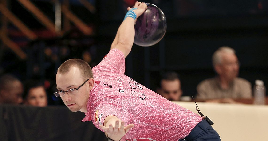 EJ Tackett joins elite list of young 10-time PBA Tour champions