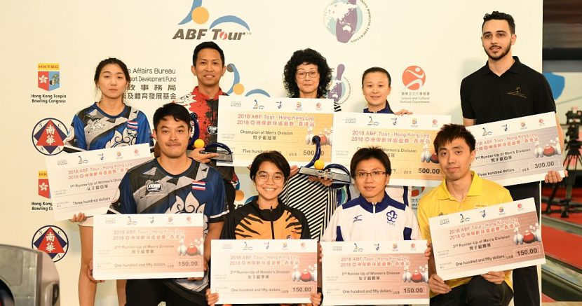 Ryan Lalisang, Chang Yu Hsuan reach career milestones in ABF Tour Hong Kong