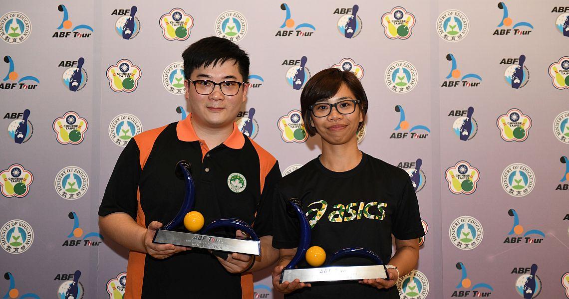 Lee Tak Man, Su Shu-Wen win final ABF Tour 2018 leg in Chinese Taipei