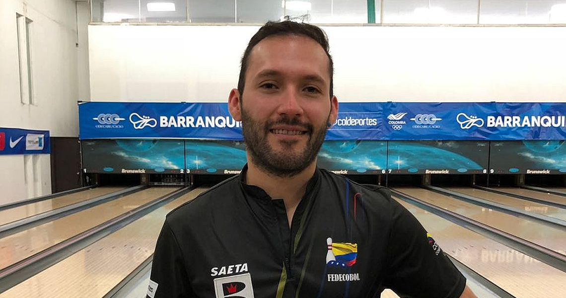 Oscar Rodriguez claims gold for host Colombia at Barranquilla 2018