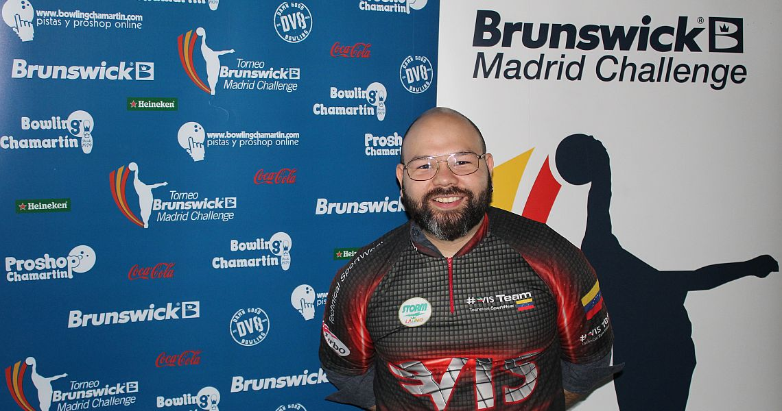 Venezuelans Ruiz, Olivo set the tone on Day Two Qualifying in Madrid