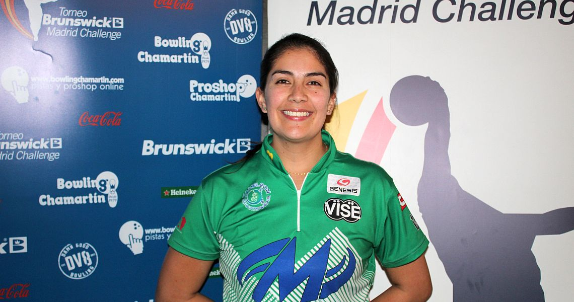 2018 EBT Women's Point Ranking after VI Brunswick Madrid Challenge
