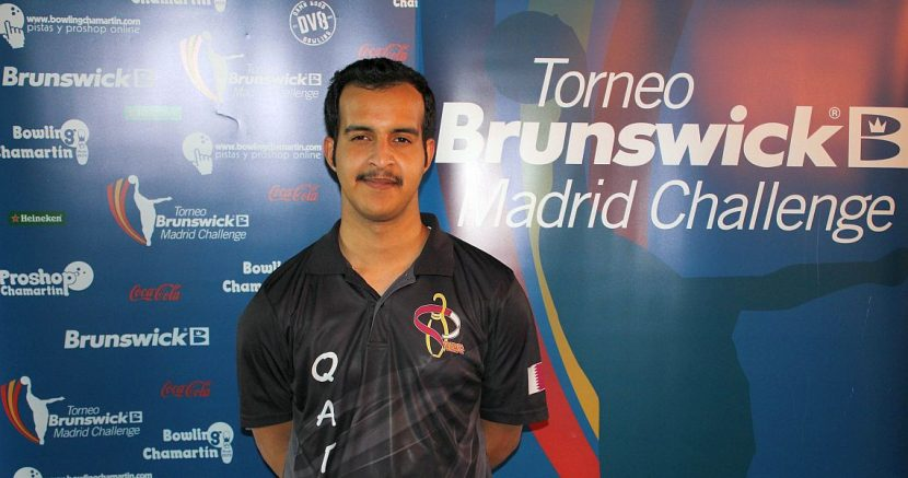 No changes atop the leaderboard Tuesday at Brunswick Madrid Challenge
