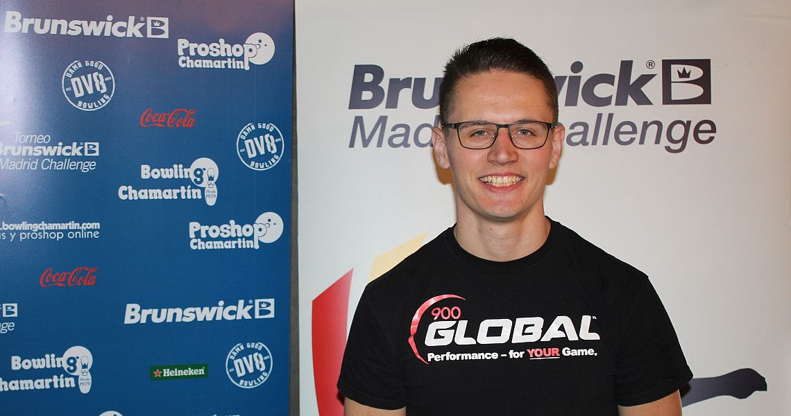 Dutch Hilferink, Jacobs share the lead in Squad 8 at Brunswick Madrid Challenge