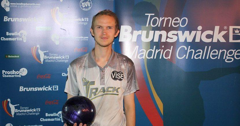 2018 EBT Men's Point Ranking after Brunswick Madrid Challenge