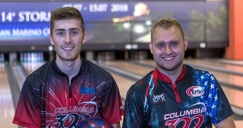 Americans Nick Pate, Kamron Doyle move into top 10 in San Marino Open