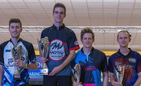 Pontus Andersson wins his second EBT title in 14th Storm San Marino Open