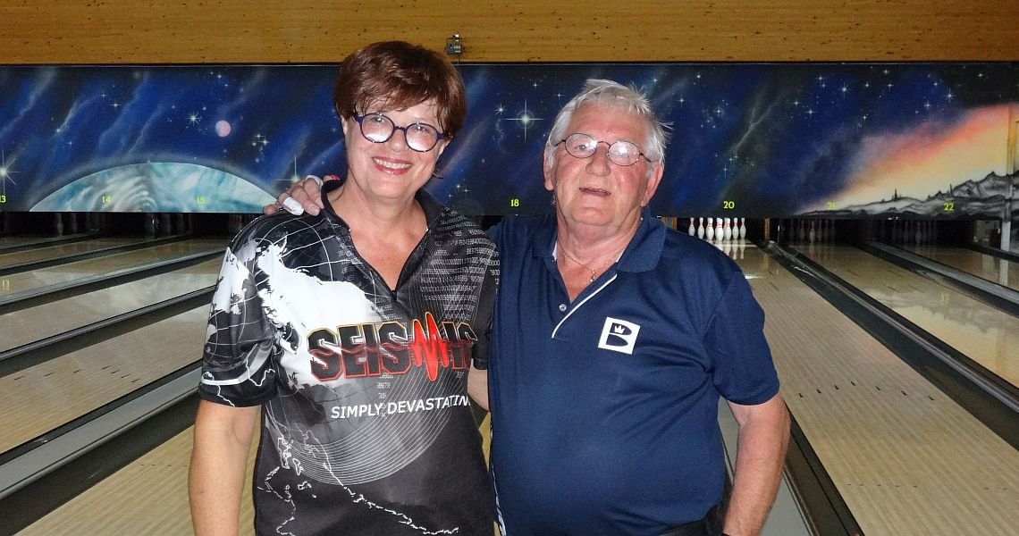 Angela Laub, Roger Pieters emerge victorious at Böblingen Senior Open