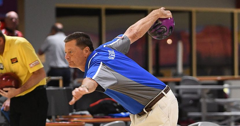 Bryan Goebel tops PBA50 Security Federal Savings Bank Championship Qualifying