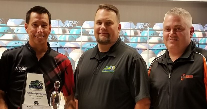 Michael Haugen Jr. wins PBA50 River City Extreme Open