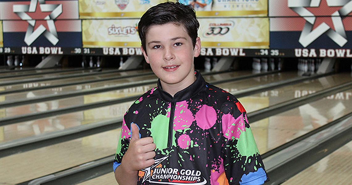 2018 Junior Gold Notebook – Day 2