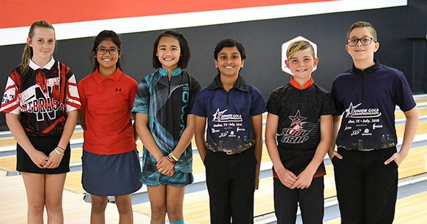 U12 finalists determined at 2018 Junior Gold Championships