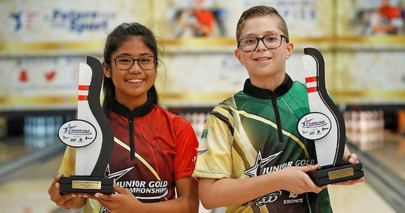 U12 winners crowned at 2018 Junior Gold Championships