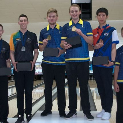 Mexico, Sweden win Doubles at 2018 World Youth Championships
