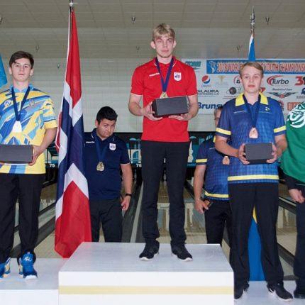 Japan, Norway win Singles at 2018 World Bowling Youth Championships