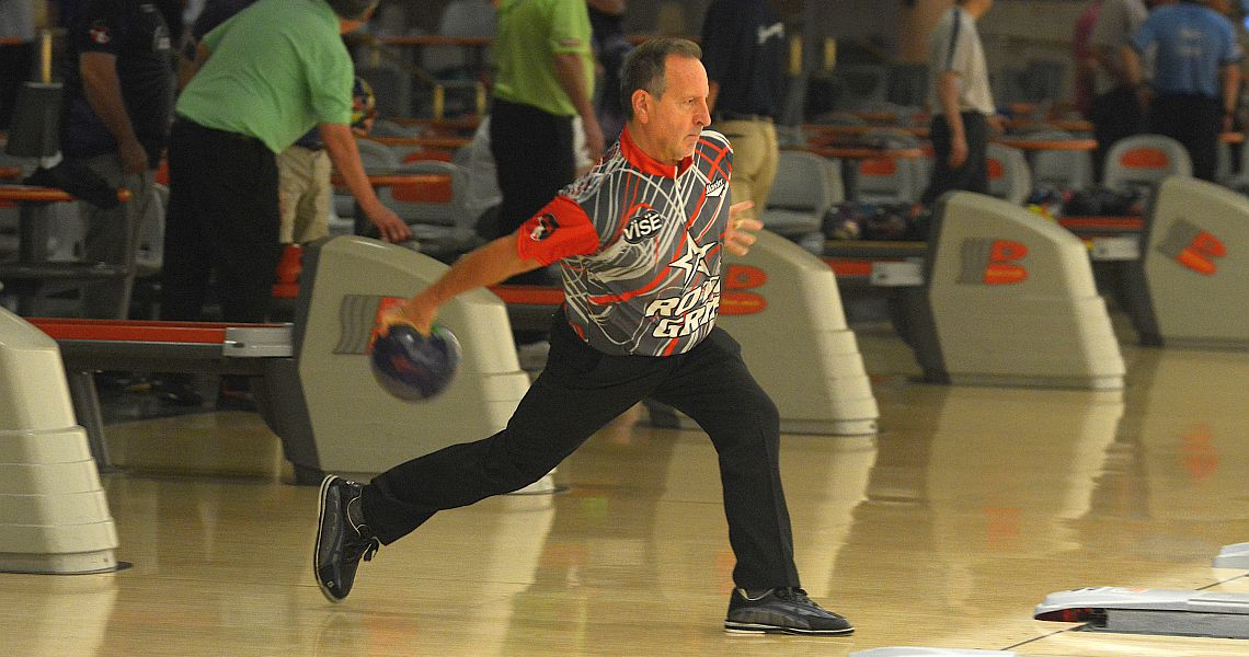 PBA50 players in Hammond teach a lesson about the value of a pin