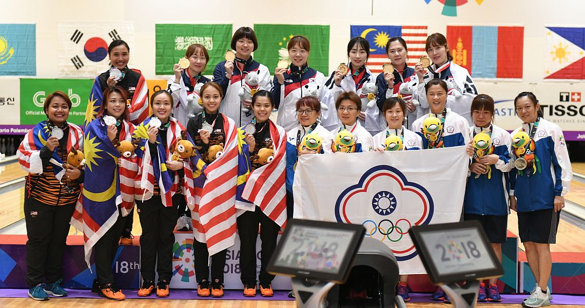 Korean women capture prestigious Team gold at 18th Asian Games