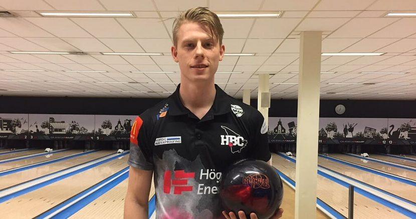 Iceland's Arnar Davið Jónsson headlines Odense International finalists