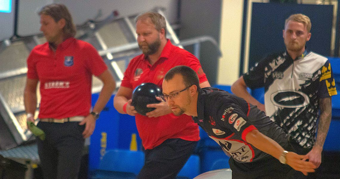 PBA stars off to good start in Storm Lucky Larsen Masters