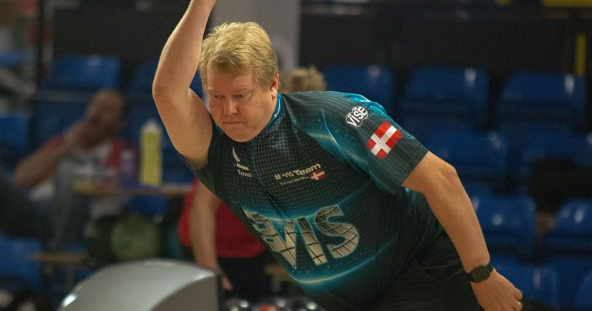 Jimmy Mortensen leads two squads, sets the pace in Storm Lucky Larsen Masters