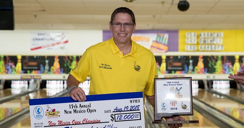 Chris Barnes comes from behind to win 15th New Mexico Open