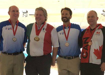 Masters champions crowned at PABCON Senior & Super Senior Championships