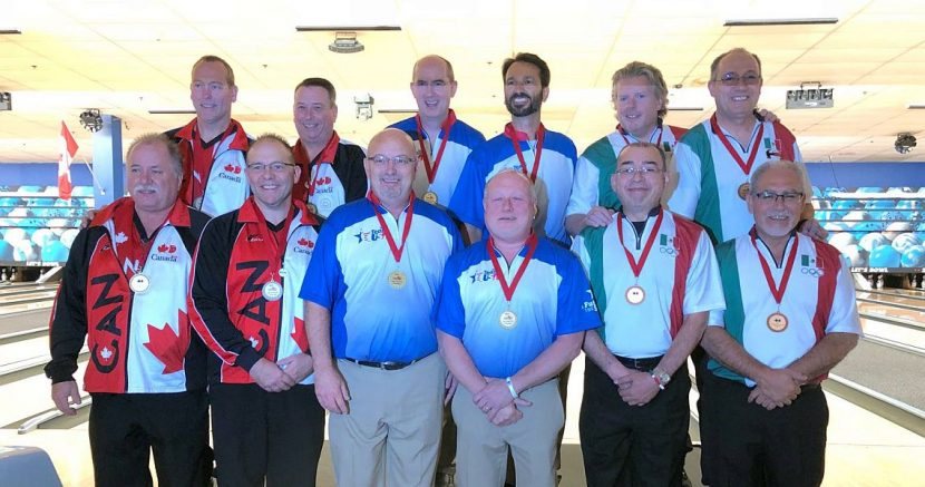 Mexico and USA win Team gold at PABCON Senior & Super Senior Championships