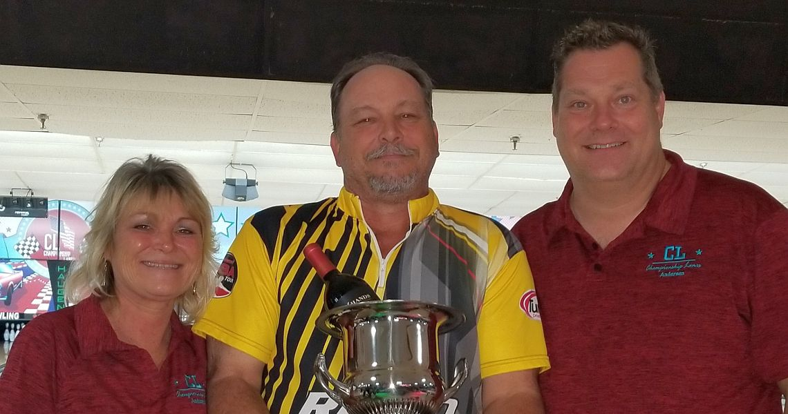 Newcomer Marsala beats Haugen to win his first PBA50 Tour title