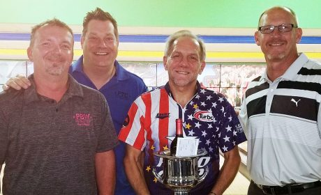 Ron Mohr strikes out to win PBA60 Dick Weber Championship