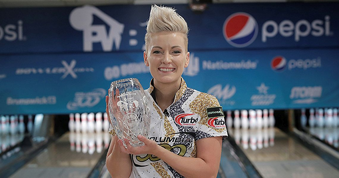 Diana Zavjalova captures Pepsi PWBA St. Petersburg-Clearwater Open title