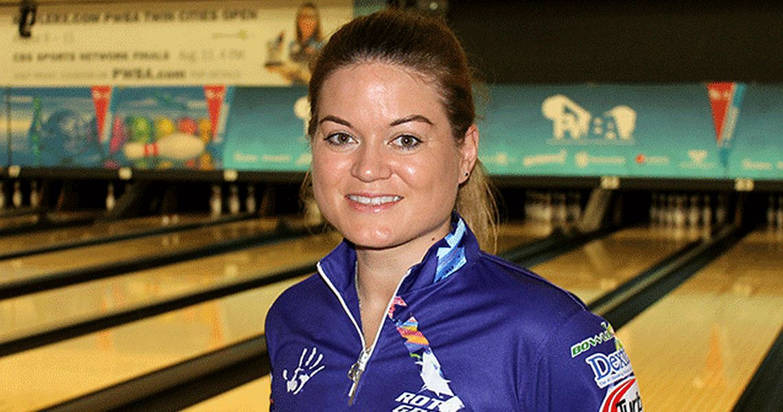 Elysia Current rolls as nine bowlers qualify for PWBA Twin Cities Open