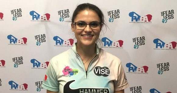 Giselle Poss leads way as nine qualifiers make PWBA Columbus Open field