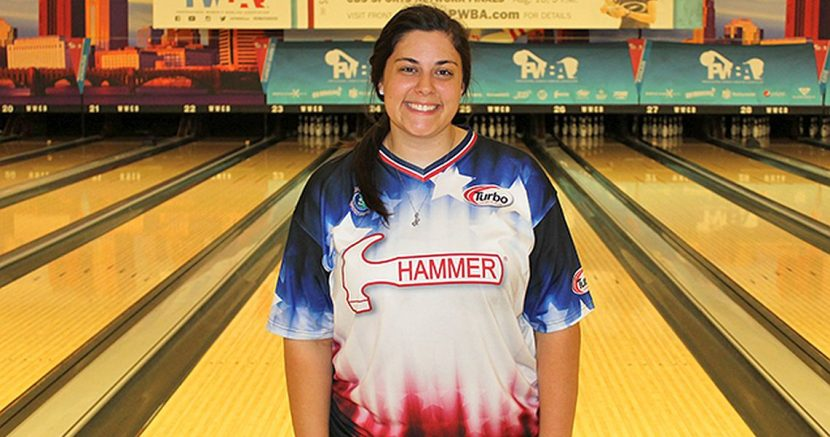 Rocio Restrepo leads, Jordan Richard in contention at PWBA Columbus Open