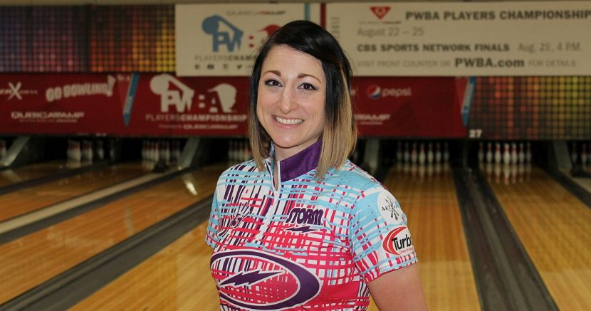 Lindsay Boomershine leads qualifying at 2018 PWBA Players Championship