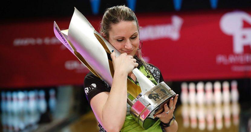 Stefanie Johnson wins 2018 QubicaAMF PWBA Players Championship