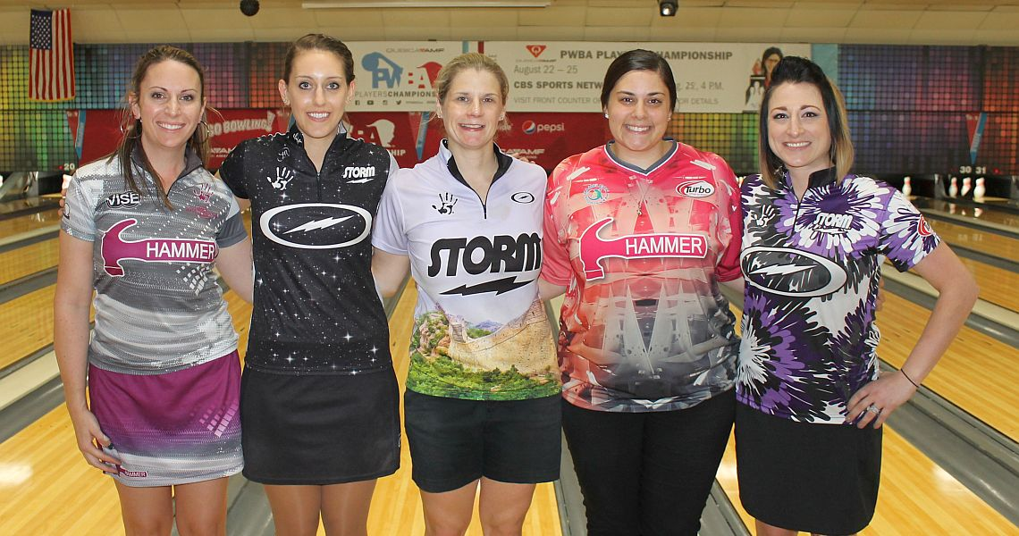 Stefanie Johnson earns top seed at 2018 QubicaAMF PWBA Players Championship