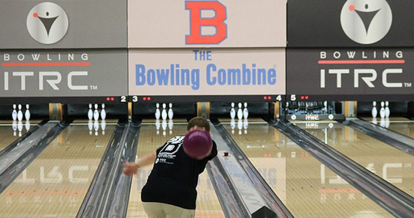 Bowling Combine rolls through ITRC for eighth consecutive year