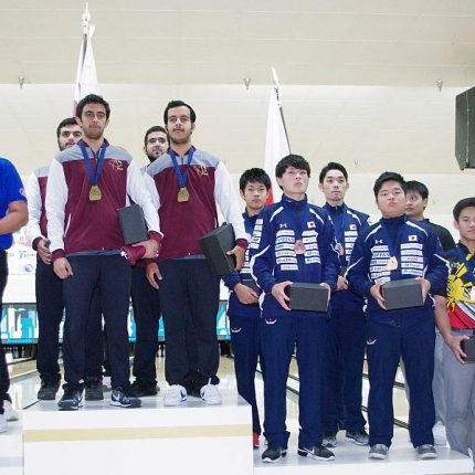 Qatar, United States win team gold at 2018 World Youth Championships