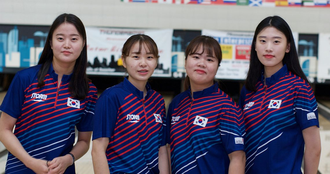 Team semifinalists set at 2018 World Bowling Youth Championships