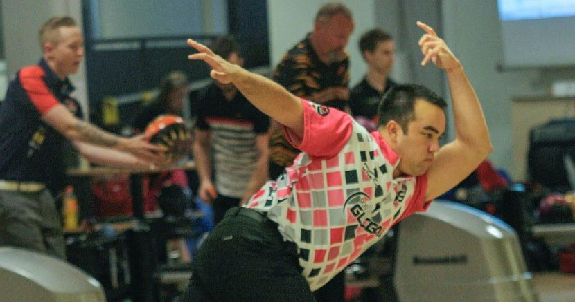 Andrew Cain leads Final Round 1 at Storm Lucky Larsen Masters