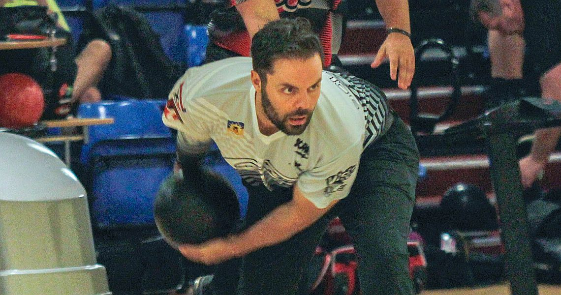 Jason Belmonte wins qualifying at Storm Lucky Larsen Masters